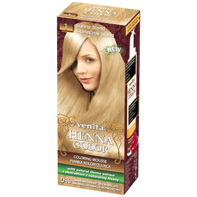 HENNA COLOR MOUSSE